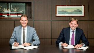 MSC and Shell Sign Collaboration Agreement on Decarbonising Shipping