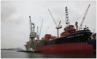 Bumi Armada says FPSO contract in India will be extended