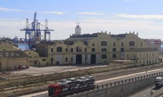 Baleària presents a proposal for the construction and operation of the new passenger terminal in the Port of Valencia