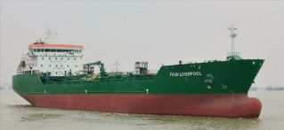 Thun Tankers takes delivery of third L-Class tanker at Avic Dingheng, China