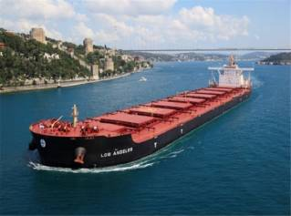 Diana Shipping Announces Time Charter Contract for mv Los Angeles With Engelhart CTP