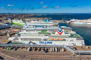 Tallink Grupp brings legal action against Port of Tallinn