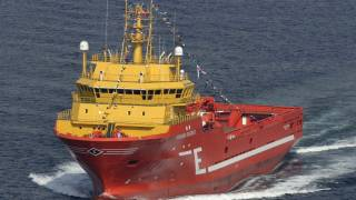 The world's first carbon-free ammonia-fuelled supply vessel on the drawing board