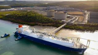 500th LNG cargo departs Australia Pacific LNG Facility