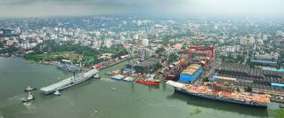 Cooperation agreement signed between Fincantieri and the Cochin Shipyard