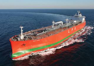 South Korean Shipbuilders Anticipating Increase in LPG-powered Vessel Orders
