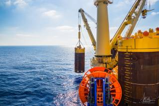 Jumbo installs Karish FPSO mooring system while breaking its deep-water record in the process