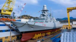 The Tenth Multipurpose Frigate Emilio Bianchi Launched