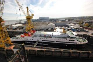 Cammell Laird: Demand for long term partnerships among ferry operators increases