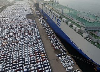 Hyundai Glovis sets up JVs in China to advance into the local secondhand car and shipping markets