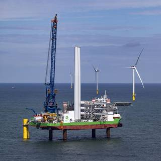 Ørsted, DEME Offshore and Siemens Gamesa successfully completed the installation of the 94 turbines at Ørsted's Borssele 1 & 2 OWF in the Netherlands