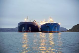 NOVATEK Issues Update on Arc7 LNG Tankers