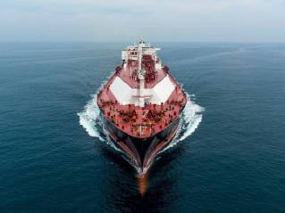Flex LNG to take delivery of first 2020 newbuild vessel