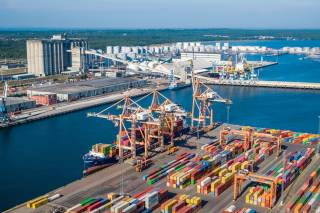 New Weekly Service to the Estonian Port of Tallinn