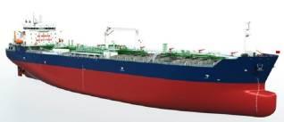 RINA and SDARI to develop ground-breaking methanol/ammonia fuelled tanker design