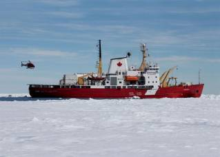 Wärtsilä solutions meet challenging needs of Canadian Coast Guard vessel