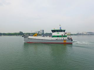 Taiwan's Hung Hua Construction orders a third Damen Fast Crew Supplier (FCS)