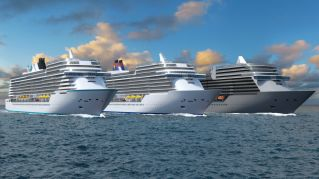 MV Werften Lays Keel for 2nd Global Class Ship for Dream Cruises, Eyes Construction of Universal Class Ships