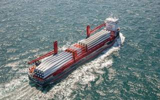 Symphony orders new ECOBOX project cargo vessels from Ferus Smit