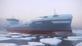 FKAB: Keel Laying of Donsötank 22 000 DWT tankers