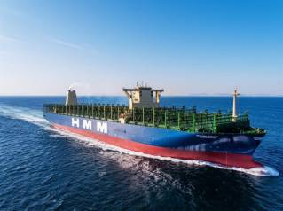 Daewoo Shipbuilding bags US$1 billion order for 6 container carriers