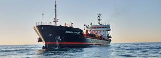Monjasa: New tanker transforming the Panama Canal bunker industry