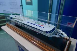 Russia's first LNG-powered passenger ship to be built in Tatarstan