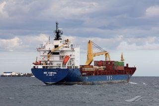 US Coast Guard medevacs cargo vessel crewmember 10 miles offshore Galveston, Texas