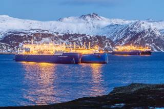 Arctic LNG 2 Chartered 15 Arc7 Tankers to be Built at Zvezda Shipyard