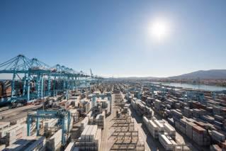 Concession for APM Terminals Algeciras extended until 2032