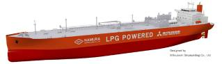 MOL Group's Phoenix Tankers Signs Deal for Construction of LPG Fuelled VLGCs for LPG/Ammonia Transport