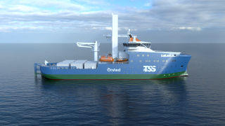 Ørsted signs long-term vessel contract for Greater Changhua offshore wind farms, enabling construction of first Taiwan-flagged SOV