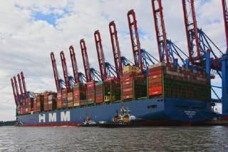 HMM HAMBURG Makes Its First Call in Hamburg