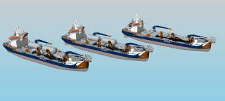 First Green Loan for Van Oord