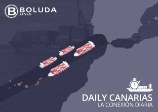 Boluda Lines launches new daily shipping service to Canary Islands