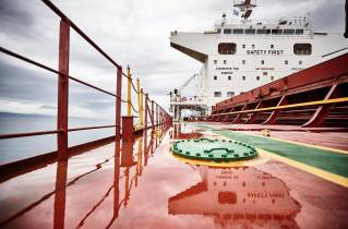 Ocean Yield announces delivery of modern dry bulk vessel with long-term charter