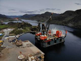Sleipnir Completes First Decommissioning Campaign