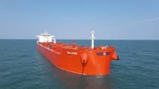 Klaveness Combination Carriers announces delivery of MV Balzani