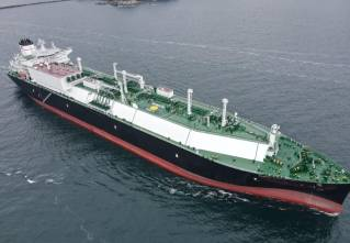 Alpha Gas takes delivery of LNG carrier Energy Intelligence