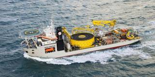Jan De Nul to install submarine power cable for Crete-Peloponnese Interconnection