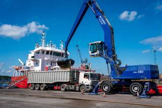 ABP's Port of Ipswich retains first place for agricultural products exports in the UK