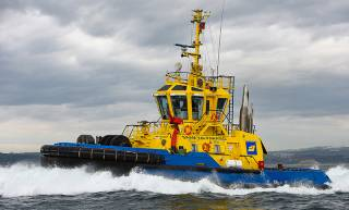 First Sanmar Delivery to SAAM Towage