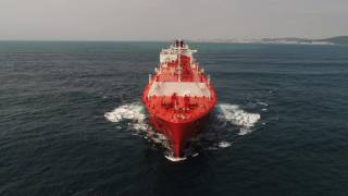 Knutsen takes delivery of its newbuild LNG carrier Traiano Knutsen