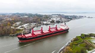 ESL Shipping' Supramax Kumpula to sail through Northeast Passage