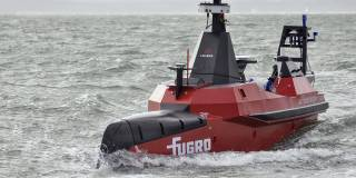 HIPP Awards Fugro Gulf St Vincent Chartering Project For Australian Hydrographic Office