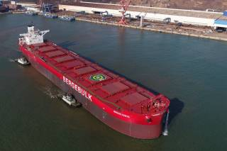 Berge Bulk takes delivery of two newbuildings