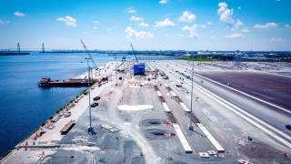 SC Ports' Leatherman Terminal on track for 2021 opening