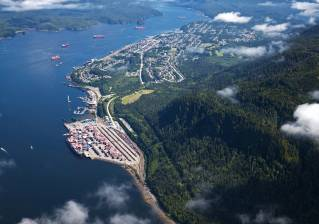 Prince Rupert Port Authority Scores Top Marks for Environmental Performance