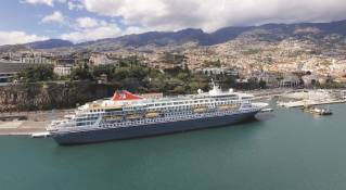 A new era for cruise in Portsmouth, as major line Fred.Olsen commits to brand new sailings in 2021