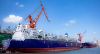 Wärtsilä Cargo Handling and Fuel Supply Systems again selected for Oriental Energy vessels